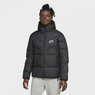 Men's Puffer Jackets. Nike NO