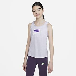 Nike Sportswear Big Kids' (Girls') Jersey Tank