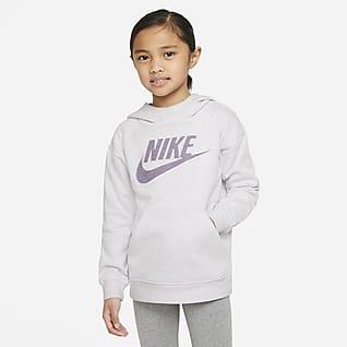 Nike Sudadera con capucha para niños talla pequeña