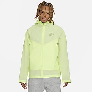 Nike Sportswear Windrunner Ανδρικό τζάκετ με κουκούλα