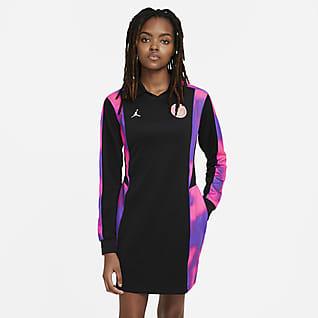 Paris Saint-Germain Jerseyklänning för kvinnor