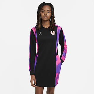 Paris Saint-Germain Jersey-Kleid für Damen