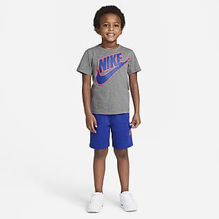 Nike Little Kids' T-Shirt and CargoShorts Set