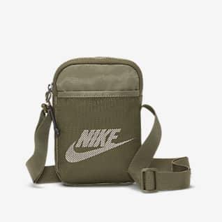 Nike Heritage Bolsa tipo bandolera (pequeña)