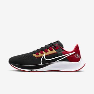 Nike Air Zoom Pegasus 38 (NFL San Francisco 49ers) Men's Running Shoe