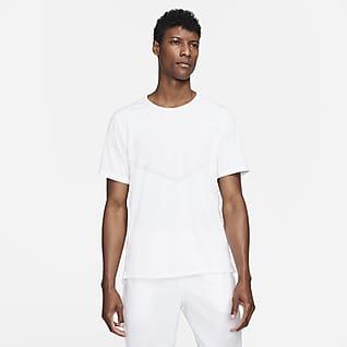 Nike Dri-FIT Rise 365 Kısa Kollu Erkek Koşu Üstü