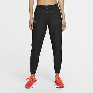Nike Shield Run Division Damen-Laufhose