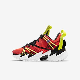 Jordan Why Not Zer0.3 SE (GS)  大童篮球童鞋