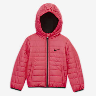 Nike Péřová bunda pro kojence (12-24 měsíců) se zipem po celé délce