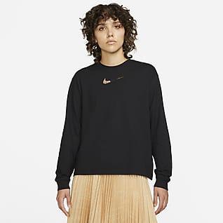 Nike Sportswear Playera de manga larga para mujer