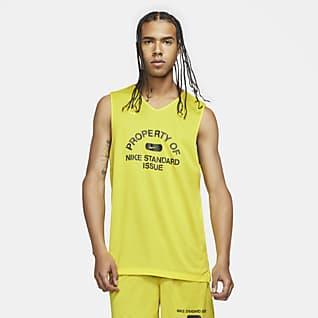 Nike Standard Issue Jersey de malla de básquetbol para hombre