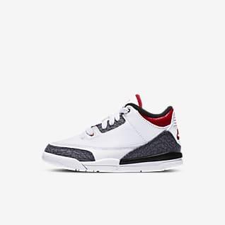 Jordan 3 Retro SE รองเท้าเด็กเล็ก