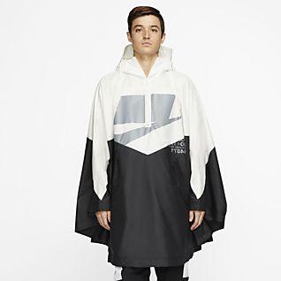 Nike Sportswear Windrunner Poncho voor heren
