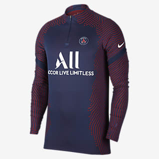 Paris Saint-Germain VaporKnit Strike Men's Football Drill Top