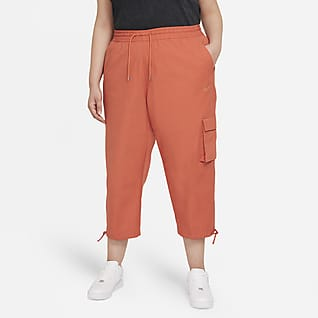 Nike Sportswear Icon Clash Cargobyxor för kvinnor (Plus Size)