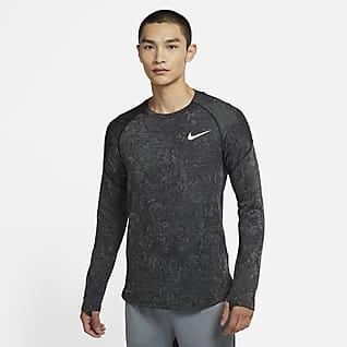 Nike 男子长袖训练上衣