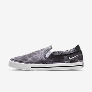 Nike Court Legacy Print Men's Slip-On