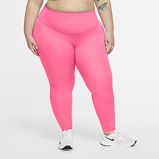 Nike One Luxe Mallas de tiro medio 7/8 para mujer (talla grande)