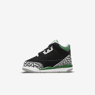 Jordan Retro 3 Baby/Toddler Shoe