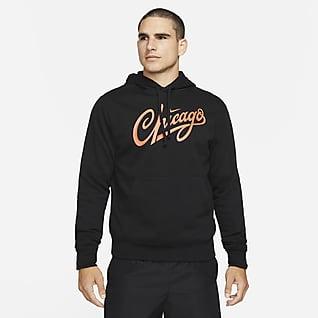 Nike Chicago Club Fleece Pullover Hoodie
