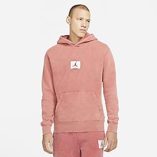 Jordan Flight Fleece Hoodie pullover com grafismo para homem