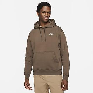 Nike Sportswear Club Fleece Pullover-hættetrøje til mænd