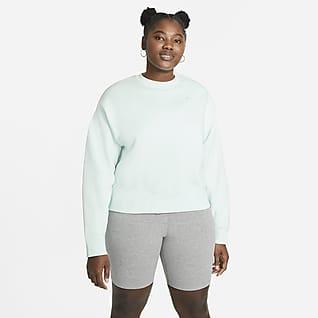 Nike Sportswear Essential Damen-Rundhalsshirt (große Größe)