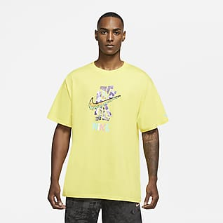 Mens Yellow Tops \u0026 T-Shirts. Nike.com