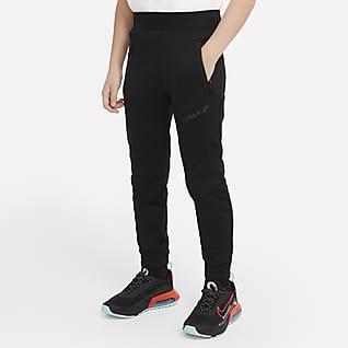 Nike Sportswear Air Max Flísové kalhoty pro větší děti (chlapce)