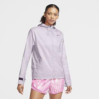 Nike Essential Kadın Koşu Ceketi