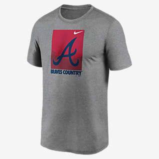 Nike Dri-FIT Local Legend (MLB Atlanta Braves) Men's T-Shirt