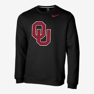 Nike College Club Fleece (Oklahoma) Men's Crew