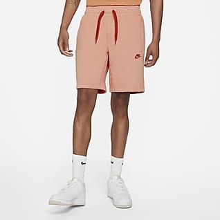 Nike Sportswear Shorts clásicos de tejido Fleece para hombre