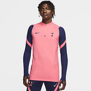 Tottenham Hotspur VaporKnit Strike Pánské fotbalové tréninkové tričko