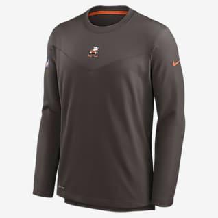 Nike Dri-FIT Sideline (NFL Cleveland Browns) Men's Crew