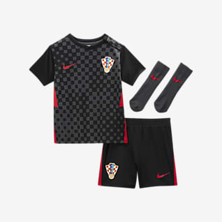 Croatie 2020 Extérieur Tenue de football pour Bébé et Petit enfant