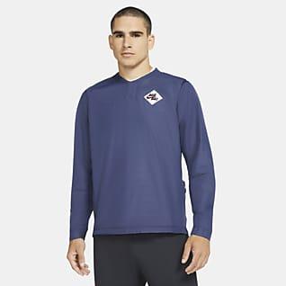 Nike Men's Baseball Long-Sleeve Windshirt