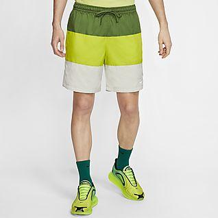 Nike Sportswear City Edition Vævede shorts til mænd