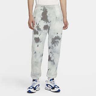 Nike Sportswear Club Fleece Pantaloni tie-dye