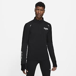 Nike Sphere Element Boston Men's Running Crew Top