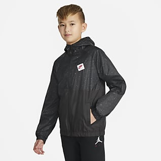 Jordan Big Kids' (Boys') Full-Zip Jacket