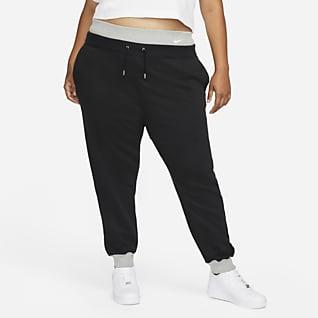 Nike Sportswear Icon Clash Women's Easy Fleece Joggers (Plus Size)