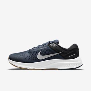 Nike Air Zoom Structure 24 รองเท้าวิ่งโร้ดรันนิ่งผู้ชาย