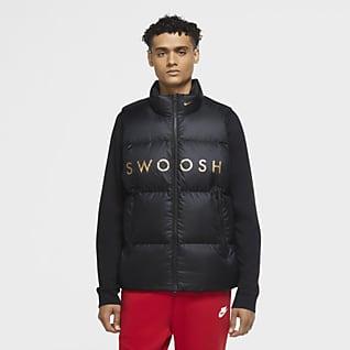 Nike Sportswear s péřovou výplní Pánská vesta