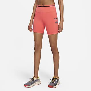 Nike Epic Luxe Trail-Laufshorts für Damen