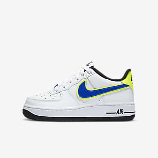 Nike Air Force 1 '07 Sko til store barn