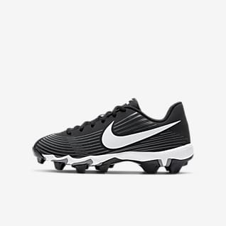 Nike Hyperdiamond 3 Keystone Little/Big Kids' Softball Cleat