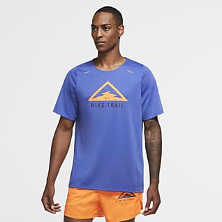 Nike Rise 365 Trail Ανδρική μπλούζα για τρέξιμο σε ανώμαλο δρόμο