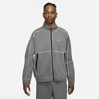 Nike Sportswear Chamarra de punto para hombre