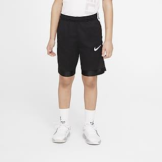 Nike Dri-FIT Elite Shorts para niños talla pequeña